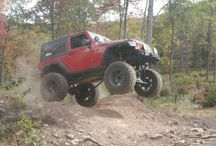 Jumping Jeeps