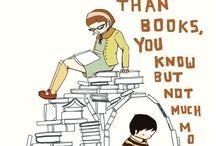 Books Books Books Books / by Whitney Spotts