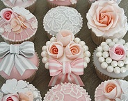 WEDDING CAKES/CUPCAKES / by Donna Braemer