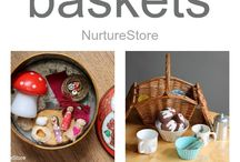 Discover baskets
