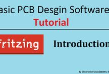 Fritzing Pcb designing software tutorials / Great useful content about Pcb designing Tutorials for beginners on very easy software Fritzing