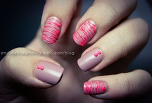 Fancy Nail Art / by Elizabeth Mattinson