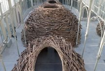Fantastic Installations / Wood installations that we love!