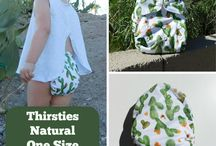 Product Reviews / Find out what trusted cloth diapering parents and bloggers have to say about Thirsties cloth diapers