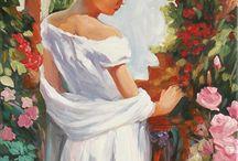 Ideas to paint / by Brenda Burnell Kemp