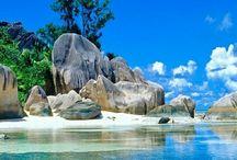 Vackra platser som man gärna vill besöka