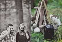 photography | Camping Themed