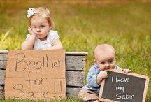 { Older babies&siblings }