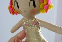 handmade dolls and other cuties and beauties / things i love
