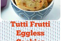 Cookies eggless
