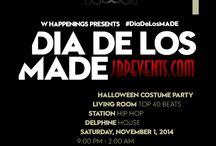 W Hollywood Halloween Events in LA / W Hollywood Halloween in Los Angeles -- Los Angeles Halloween Nightlife Event Guide and Halloween Party Listings. Your guide to Los Angeles Halloween Events and Parties. Come celebrate Halloween at the Haunted W Hotels Hollywood in Los Angeles.
