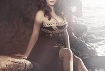 Christina Hendricks, demi-goddess