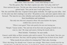 Peter Pan fanfiction
