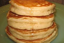 Pancakes, Muffins, Pies, Cup cake and Cookies