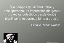 PSicología Social ENRIQUE PICHÓN RIVIERE