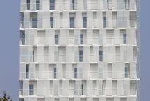 residential facades