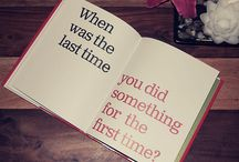 Quotes and Inspirational / Inspirational Quotes, Sayings, and Pictures