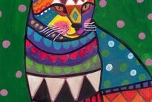 Folk Art / by TiannaKeithStudio.com