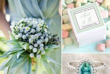 wedding theme colour