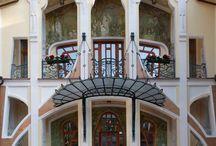 Art Nouveau / Arts and craft's golden age