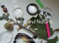 Science and nature / by Jessica Plummer
