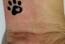 Tattoo huellas