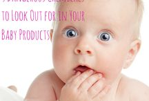Things to Help Parents / Useful information that is helpful to parents about all sorts - from dangerous chemicals to watch out for in products, to how to best pack a snack for babies when going out and about