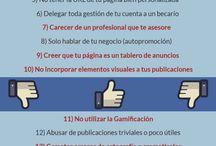 Facebook & Facebook Marketing / Board dedicado a Facebook y Facebook Marketing para profesionales del sector Social Media