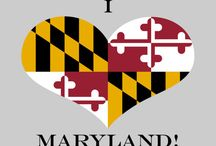 Maryland is for / by Janice Saville-Schwartz