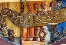 Zambezi Bazaar / Zambezi Bazaar Retail 3347 West 43rd Street, LA 90008 We have Re-Opened