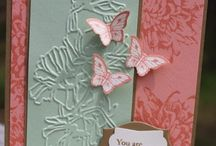 Stampin Up Flowers