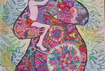 Colouring and Puzzles