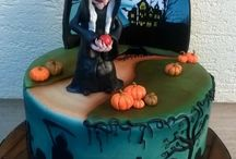 gâteau / cake halloween