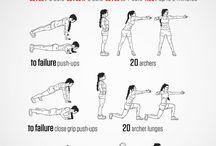 workouts ❤