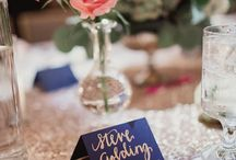 Wedding ♥ Place Cards