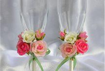 pahare pt nunta