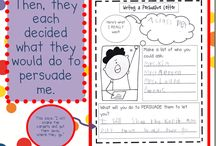School: Anchor Charts / by Sarah 'Smith' Scranton