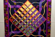convergence quilts / by Carol Mercer