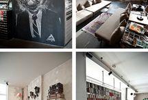 Hotels & Cafés