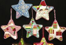 Christmas craftwork