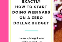 Doing Webinars to Grow Your Business and Email List