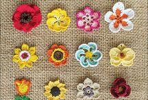 Mini Flowers crochet