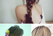 hair / by Melissa Fann Yarbrough