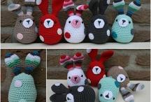 PAAS HAKEN /// EASTER CROCHET / crochet