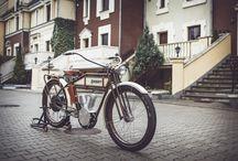 Kosynier deLux / handmade electric bike