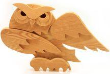 bomboniere legno