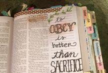 1 Samuel Bible Journaling