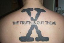 My Catch-phrase Tattoo