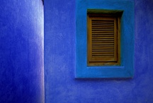 Pete Turner / I became aware of Pete Tuner 30 years ago by his Jazz covers and have always loved his use of dramatic color.