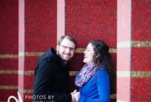 Engagement Photographers Photos by Yvonne Temperance and Toledo Ohio